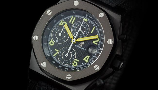 "Audemars Piguet ""End Of Days"" Royal Oak Offshore"