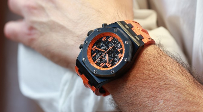 Audemars Piguet Offshore Lava Special Edition 42mm