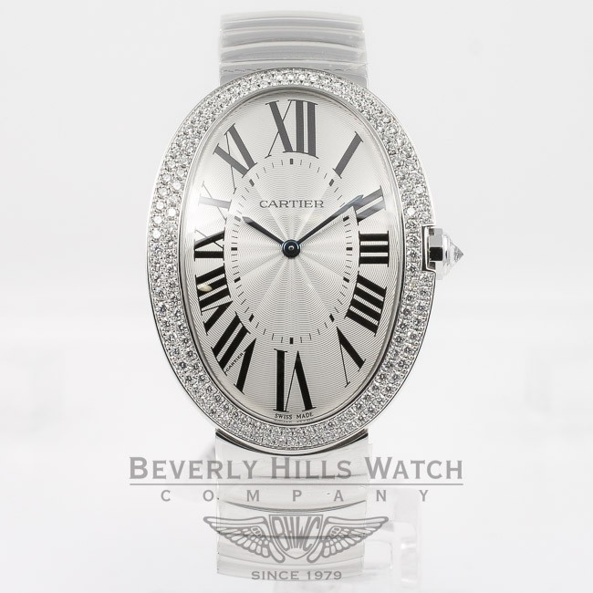 Cartier Baignoire Watch WB Beverly Hills Watch pany