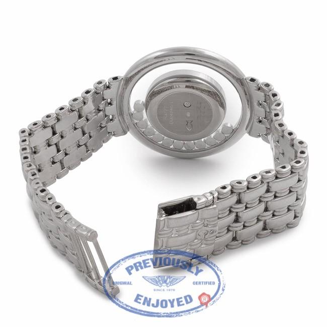 47026c976dcd Chopard Happy Diamonds Classic Floating Diamonds Ladies Watch 305939 -  JUTDN2
