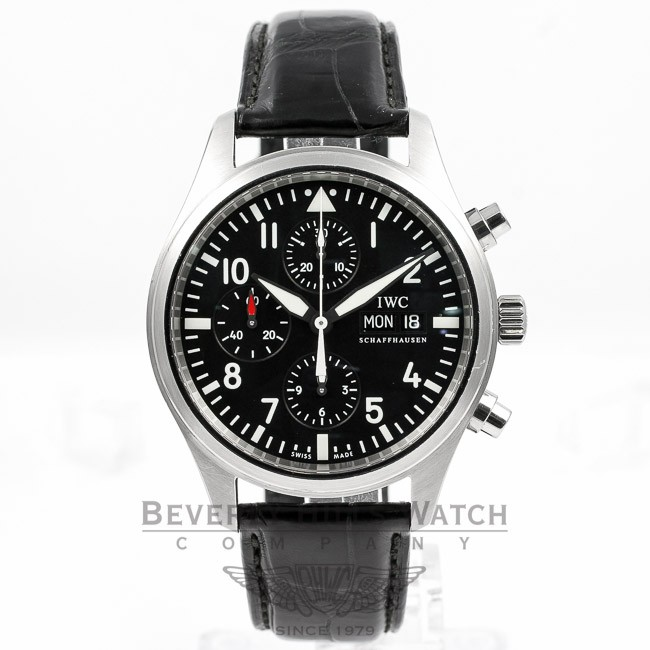 Iwc Day Date Chronograph Iwc Pilot Day Date Chronograph
