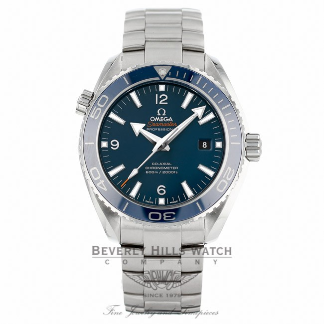 f877f7387dc Omega Seamaster Planet Ocean Big Size 232.90.46.21.03.001 - Beverly Hills  Watch
