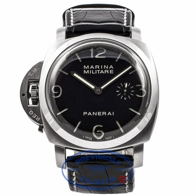 panerai hand a s for watch acciaio handed luminor left and watches amazing reviews discovered handers right it article days