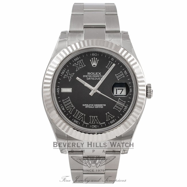 rolex oyster perpetual datejust ii 41mm price uk