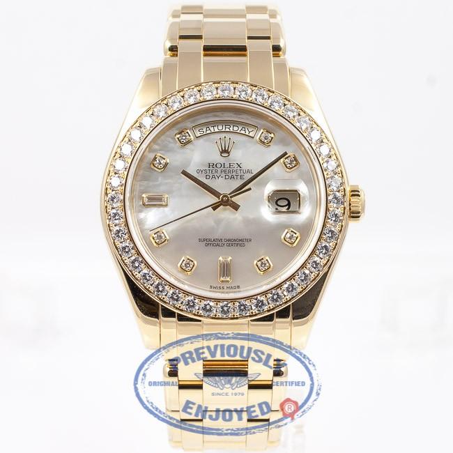Pearl Bracelet Watches Bracelet Mother of Pearl