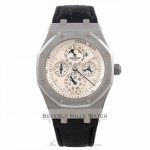 Audemars Piguet Royal Oak Equation of Time 42MM Stainless Steel Silver Dial 26603ST.OO.D002CR.01 3D72CA - Beverly Hills Watch Company Watch Store
