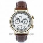 Breguet Classique Alarm Yellow Gold La Reveil Du Tsar Watch 5707BA129V6 Beverly Hills Watch Company
