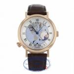 Breguet Classique Hora Mundi 43MM Rose Gold American Continent 5717BR/US/9ZU P5MA79 - Beverly Hills Watch