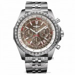 Breitling Bentley Motors T Speed Stainless Steel Chronograph Bronze Dial A2536513/Q565 YY2PK2 - Beverly Hills Watch Company Watch Store