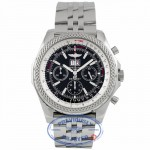 Breitling Bentley 6.75 Black Dial A4436212-B728-990A J2NCV5 - Beverly Hills Watch Company