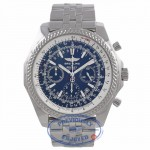 Breitling Bentley Motors Stainless Steel Blue Dial A2536212/C618 4KRP5C - Beverly Hills Watch Company Watch Store