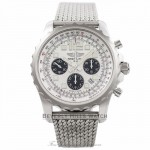 Breitling Chronospace 46MM Automatic Silver Dial Stainless Steel A2336035/G718 JFYSH2 - Beverly Hills Watch Company Watch Store