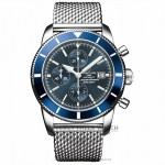 Breitling Superocean Chronograph Blue Dial Automatic A1332016/C758 4R3MDG- Beverly Hills Watch Company Watch Store