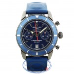 Breitling Superocean Heritage 42mm Black Dial M23370D5/C856 4PE3ZY - Beverly Hills Watch Company