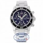 Breitling Superocean Chronograph M2000 Black Dial A73310A8/BB73 79AN41 - Beverly Hills Watch Company