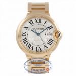 Cartier Ballon Bleu 18k Yellow Gold Large W69005Z2 LHR57Q - Beverly Hills Watch Company Watch Store