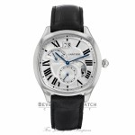 Cartier Drive Second Time Zone Day Night WSNM0005 QDZY7W - Beverly Hills Watch
