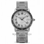 Cartier Ronde Croisiere Automatic WSRN0010 08JUYV - Beverly Hills Watch Company
