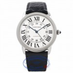 Cartier Ronde Solo XL Stainless Steel Automatic W6701010 U3MBGY - Beverly Hills Watch Company Watch Store