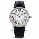 Cartier Ronde Solo XL Stainless Steel Automatic W6701010 ML4FAF - Beverly Hills Watch Company Watch Store