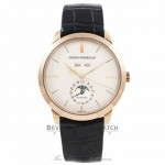 Girard Perregaux Classique Elegance 1966 Rose Gold Watch 49535-52-151-BK6A Beverly Hills Watch Company