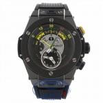 Hublot Big Bang Unico Bi-Retrograde Chrono World Cup FIFA 2014 Black Dial 45MM 412.CQ.1127.RX 27HVM8 - Beverly Hills Watch Store