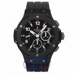 Hublot Big Bang Black Magic 44MM Automatic Black Ceramic Case Black Dial 301.CX.130.RX 31CYNR - Beverly Hills Watch Company