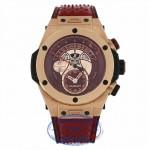 Hublot Big Bang Unico Chronograph Vino 18kt King Gold Limited Kobe Bryant 413.OX.4738.PR.KOB15 PJHATA - Beverly Hills Watch Company