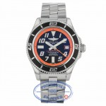 Breitling SuperOcean Automatic Black Dial Stainless Steel A17364Y4/BA89-131A - Beverly Hills Watch