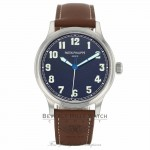 Patek Philippe 42mm Pilots Navy Blue Dial Limited Edition Stainless Steel 5522A-001 EXXWP2 - Beverly Hills Watch