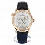 Jaeger LeCoultre Auto Master Geographic GMT Q1422421 - Beverly Hills Watch