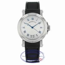 Breguet Marine Automatic Big Date 5817ST/12/5V8 - Beverly Hills Watch