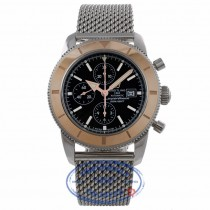 Breitling Superocean Heritage Chronograph Stainless Steel U1332012/B908 VVJU78 - Beverly Hills Watch Company Watch Store