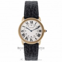 Cartier Ronde Solo W6700455 MYL2ID - Beverly Hills Watch Company Watch Store