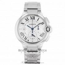 Cartier Ballon Bleu Automatic Silver Dial W6920076 - Beverly Hills Watch