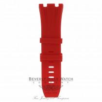 Horus Strap Audemars Piguet 44mm Red TJ8W1R - Beverly Hills Watch
