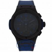 Hublot Big Bang 44 All Black Blue Limited Edition 301.CI.1190.GR.ABB09 I311PV - Beverly Hills Watch Company Watch Company