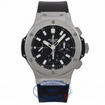 Hublot Big Bang Evolution 44MM Chronograph Automatic Stainless Steel Black Dial 301.SX.1170.RX CQJFQ2 - Beverly Hills Watch Company Watch Store