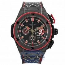 Hublot Big Bang King Power Dwayne Wade Edition 48mm Black Ceramic Black Rubber Strap 703.CI.1123.VR.DWD11 MLVYJM - Beverly Hills Watch Company