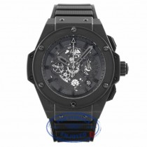 Hublot Big Bang King Power Unico Skeleton Dial Automatic Chronograph Black Rubber 701.CI.0110.RX UPNVZ4 - Beverly Hills Watch Company