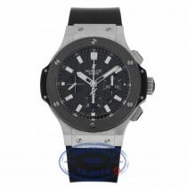Hublot Big Bang Evolution 44MM Stainless Steel Black Ceramic Bezel 301.SM.1770.RX PT89EH - Beverly Hills Watch Company