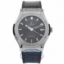 Hublot Classic Fusion Zirconium Automatic 511.ZX.7070.LR TCS4GR - Beverly Hills Watch Company Watch Store