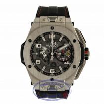 Hublot Big Bang Unico Ferrari 45mm titanium Chronograph 401.NX.0123.GR HY69JY
