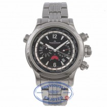 Jaeger LeCoultre Compressor Extreme World Chronograph Stainless Steel Bracelet 1768170 YMU6WP - Beverly Hills Watch Company Watch Store