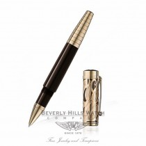 Montblanc Writers Edition Carlo Collodi Rollerball Pen 106642 METW6T - Beverly Hills Watch Company Watch Store