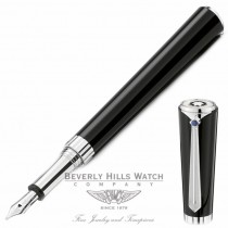 Montblanc Marlene Dietrich Fountain Pen 101400 12842 - Beverly Hills Watch Company Watch Store