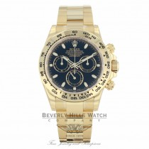 Rolex Oyster Perpetual Cosmograph Daytona 40mm 18k Yellow Gold 116508 MEAXM2 - Beverly Hills Watch Company