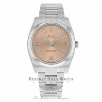 Rolex Oyster Perpetual 34mm Stainless Steel 114200 MKL6W2 - Beverly Hills Watch