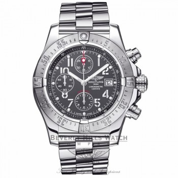 Breitling Avenger Chronograph Gray Dial A1338012/F547 ND11F1 - Beverly Hills Watch Company Watch Store