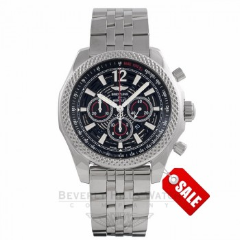 Breitling Bentley Barnato 42 Chronograph Automatic Black Skeleton Dial A4139024/BC83 - Beverly Hills Watch Company Watch Store